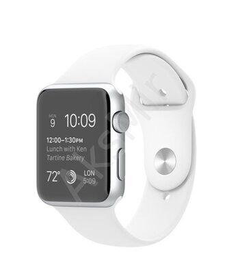 Apple watch series 3 white 38'