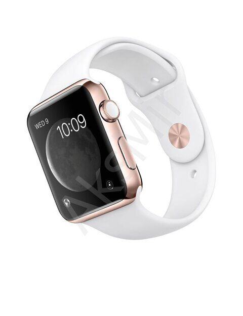 Apple watch series 3 white 42'