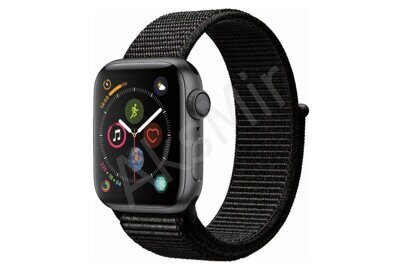 Apple watch series 4 black 40'