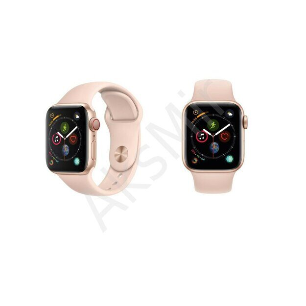 Apple watch series 4 gold 40'